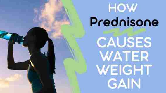 How To Get Rid Of Prednisone Water Weight