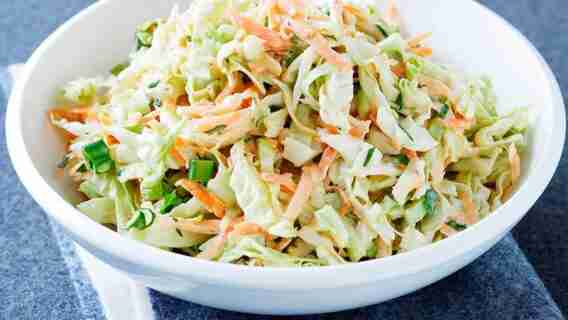 Does Coleslaw Have Dairy