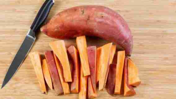 How Much Does A Sweet Potato Weigh