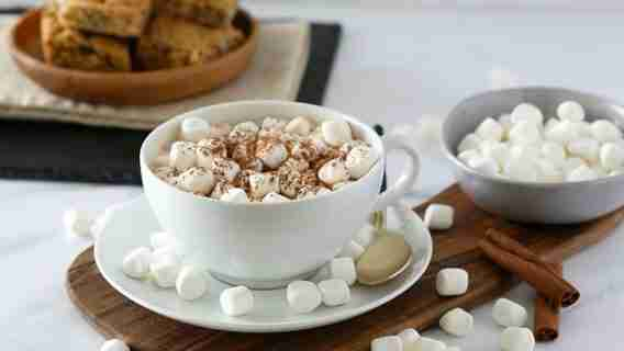Are Marshmallows Dairy Free