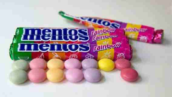 Are Mentos Bad For You