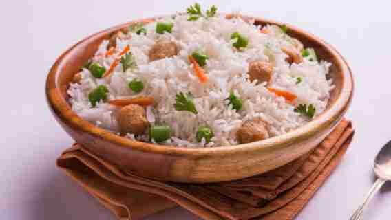 Benefits Of Steamed Rice Vs Fried Rice